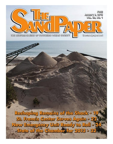 The sandpaper january 9 2013 vol 39 no 1 by the sandpaper issuu page 1 fandeluxe Images