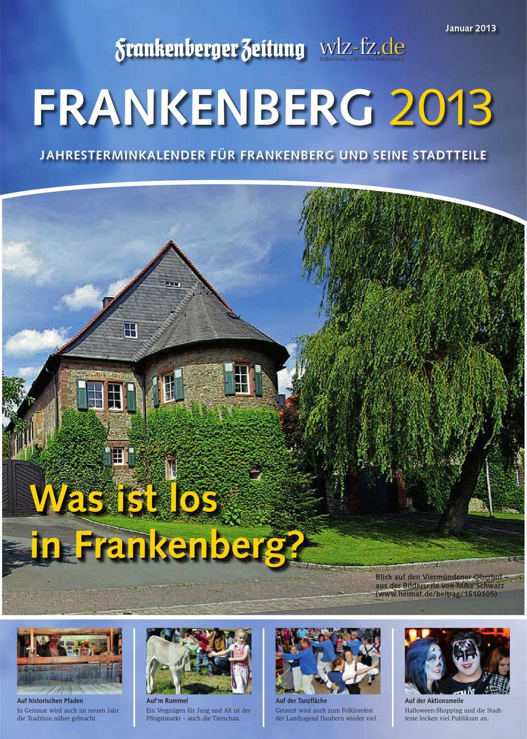 Frankenberg by Dirk Schaefer - Issuu