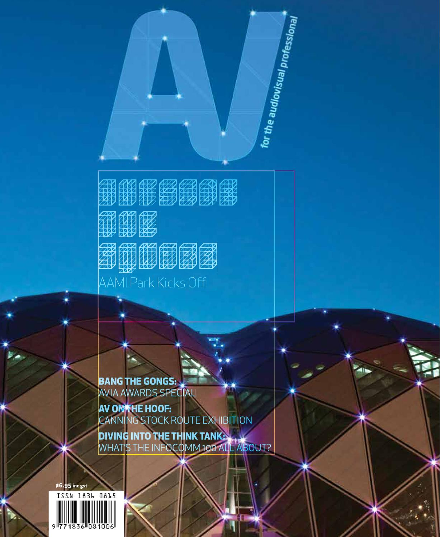 AV issue 13 by Alchemedia Publishing - issuu