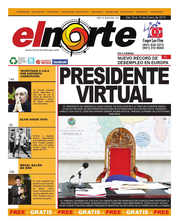 elnorte138 by El Norte Newspaper - issuu