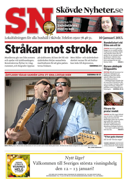 SN 130110 by Skövde Nyheter - issuu a9879a8ef6cea