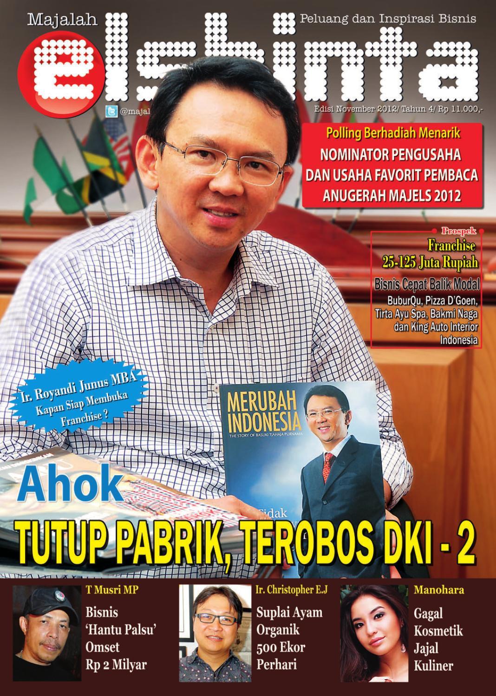 Majalah Elshinta Edisi November 2012 By Niko Areasto Issuu Produk Ukm Bumn Keripik Sukun 200 Gr