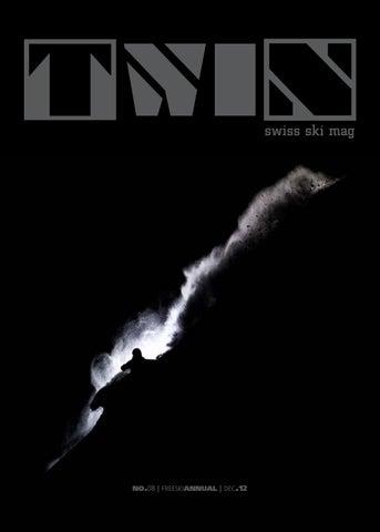 TWIN 8 Swiss Ski Magazine By Whiteout Publishing   Issuu