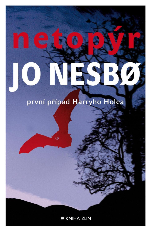 Kniha Netopýr (Jo Nesbø)