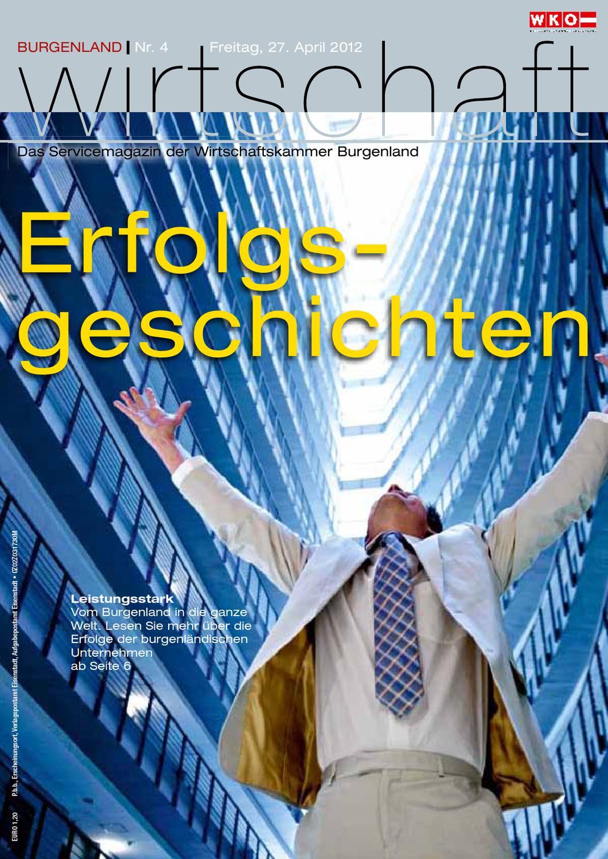 Burgenländische Wirtschaft Erfolgsgeschichten By Wirtschaftskammer