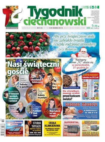 Tygodnik Ciechanowski Egz Okazowy By Marek żbikowski Issuu