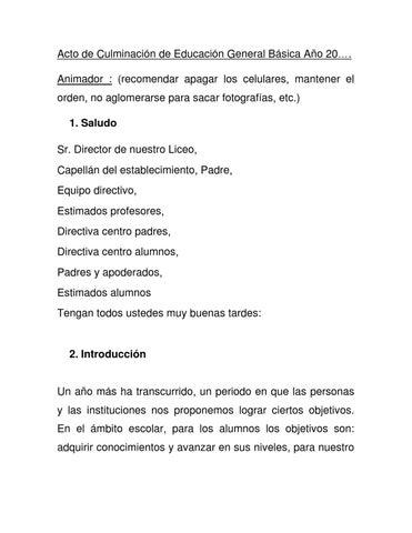 Libretos De Ceremonias De Graduación By Marianela Perez Issuu