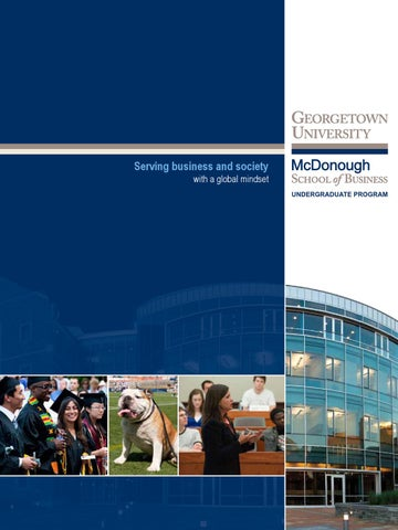 Undergraduate Admissions by Georgetown University ...