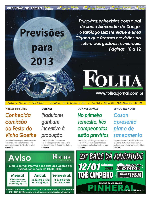 6b9bf7b03a7 Edição 965 by Folha do Vale - issuu