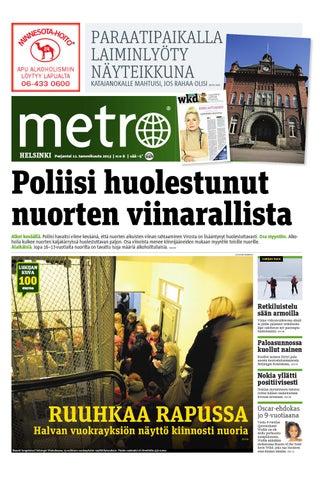20130111 fi helsinki by metro finland - issuu a09d65a73e