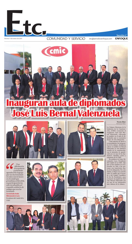 ETC11012013 by Periódico Enfoque - issuu