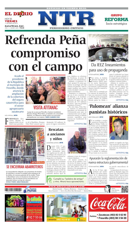 4507c01e49a9 El Diario NTR by NTR Medios de Comunicación - issuu