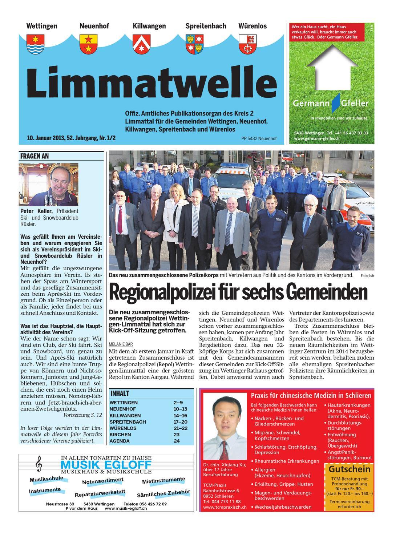 Woche 48c by AZ-Anzeiger - issuu