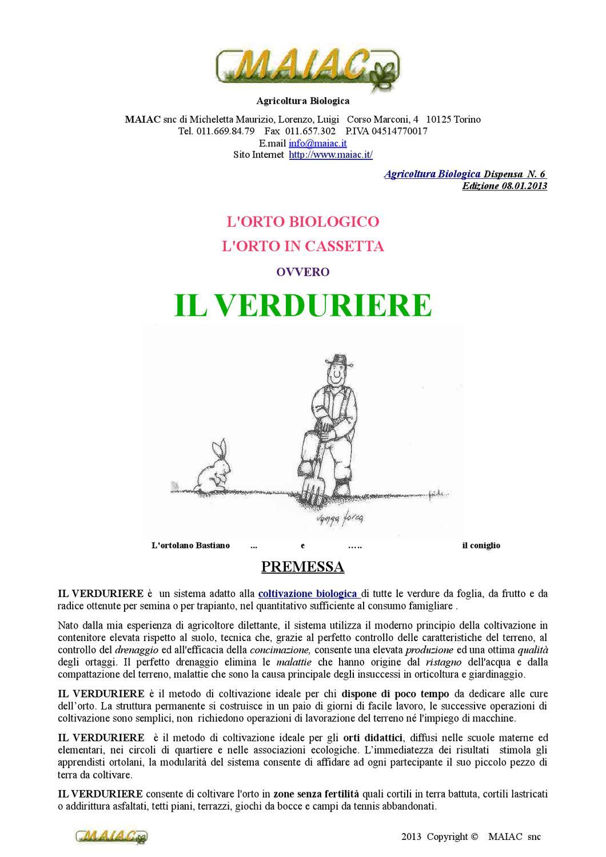 Cenere Di Pellet Nell Orto il verduriere - l'orto biologico in cassetta per tutti by