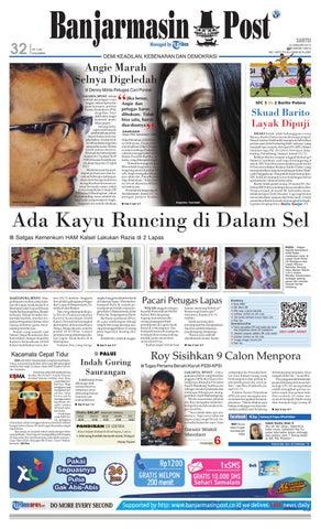 Banjarmasin Post edisi Sabtu d1e1185b37