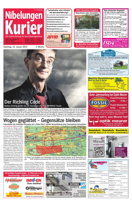 df86cea3bb69df 02sa13 Nibelungen Kurier by Nibelungen Kurier - issuu