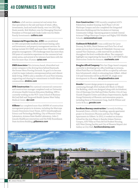 AZRE Magazine January/February 2013 by AZ Big Media - issuu