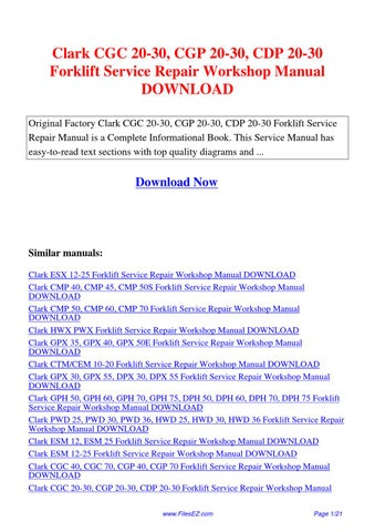 nissan 1f1 1f2 series forklift internal combustion qd32 gas lpg k15 k21 k25 engine diesel workshop service repair manual download