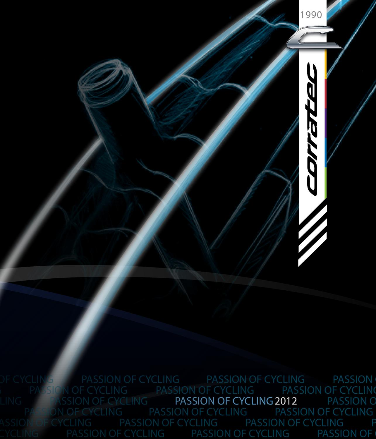 Corratec 2012 by Bicycles Catalog - issuu