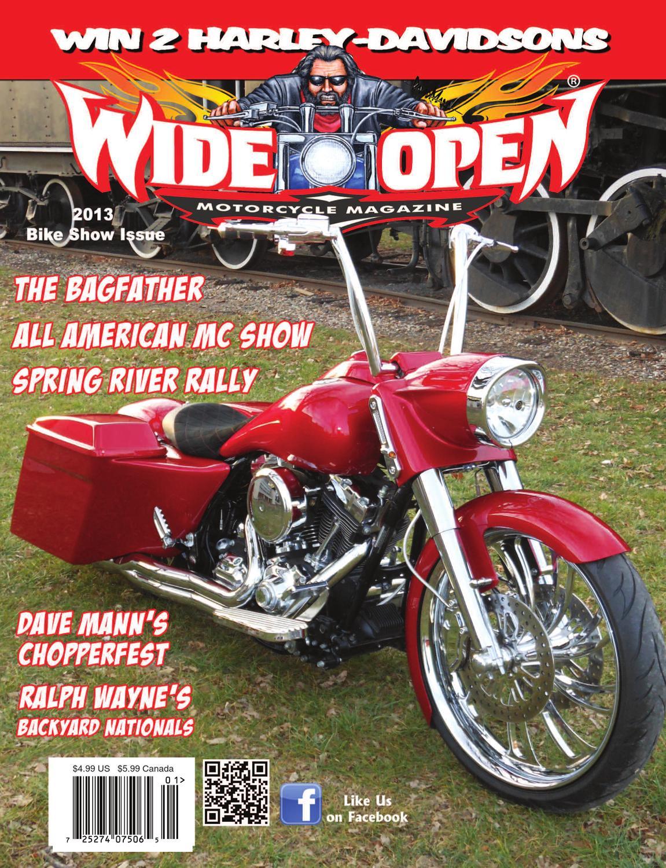 Wide Open Jan 2013 by Sandy Anderson - issuu