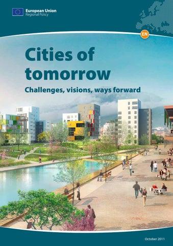 Cities of tomorrow by Honorata Grzesikowska Architect and Urbanist ... 674b71886d8