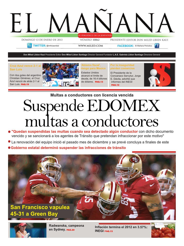 El Mañana 13/01/2013 by Grupo Miled - issuu