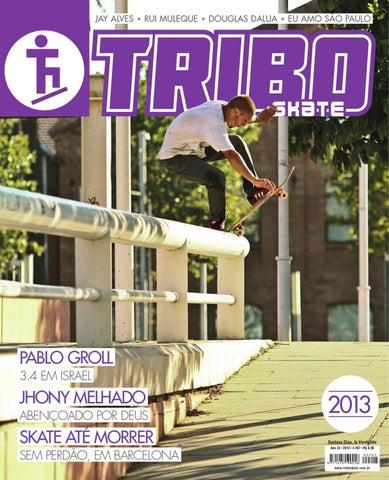 Tribo Skate Edição 202 by Revista Tribo Skate - issuu c0f4f9a507f