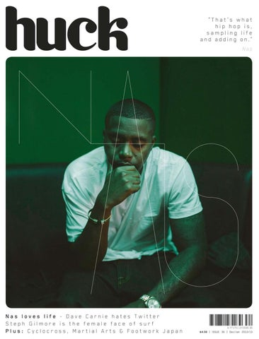 HUCK Magazine The Nas Issue by TCOLondon - issuu 3f2621b6a