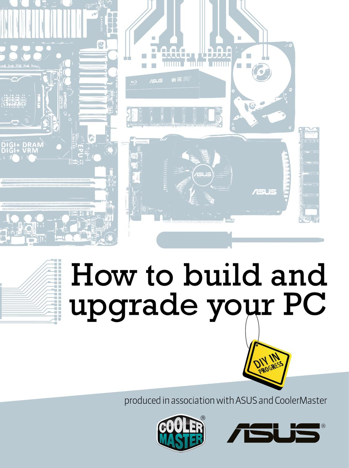 Build A Pc With Asus Rog By Asustek Inc Issuu Block Diagram On Hard Disk Additionally Intel Z77 Chipset
