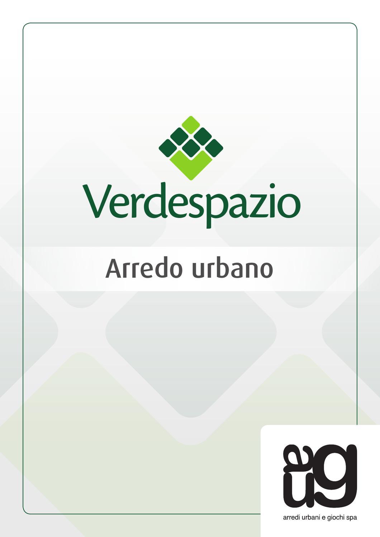 Verdespazio Arredo Urbano Aug By Verdespazio S N C Issuu