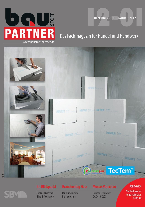 Baustoff Partner 112/11 by SBM Verlag GmbH - issuu