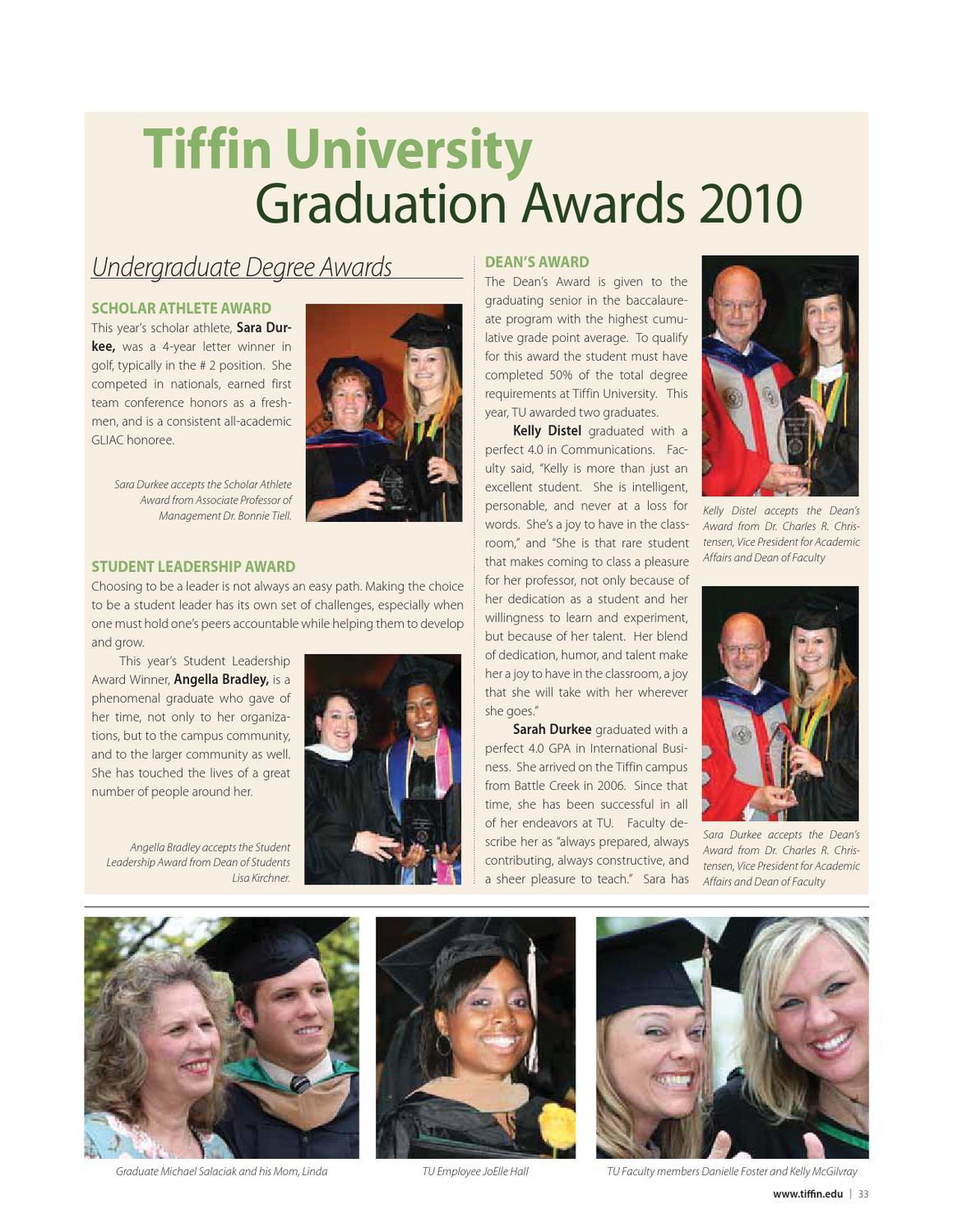 Challenge Magazine by Tiffin University - issuu