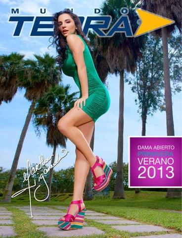 1a970ff9 Calzado Dama Abierto Mundo Terra 2013 by Mundo Terra - issuu