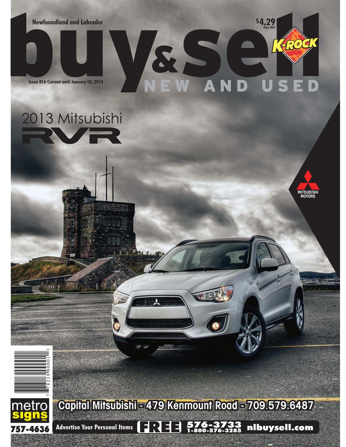 The Buy And Sell Magazine 816 By NL