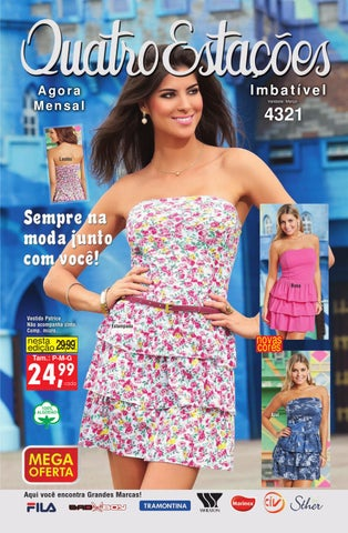 ecf5b8798 Revista Quatro Estações 4321 by Posthaus.com - issuu