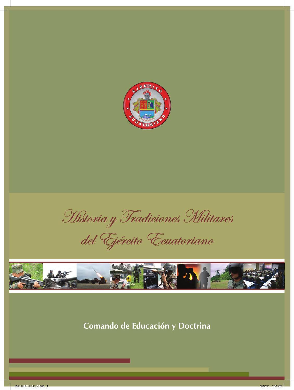 Historias y Tradiciones Militares by Centro de Estudios Históricos ...