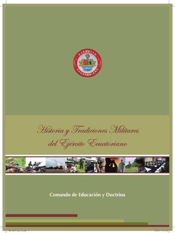 Historias y Tradiciones Militares by Centro de Estudios Históricos ... bf889e190cf