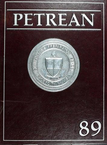f75cc8c718cd 1989 Petrean by Saint Peter s Prep - issuu