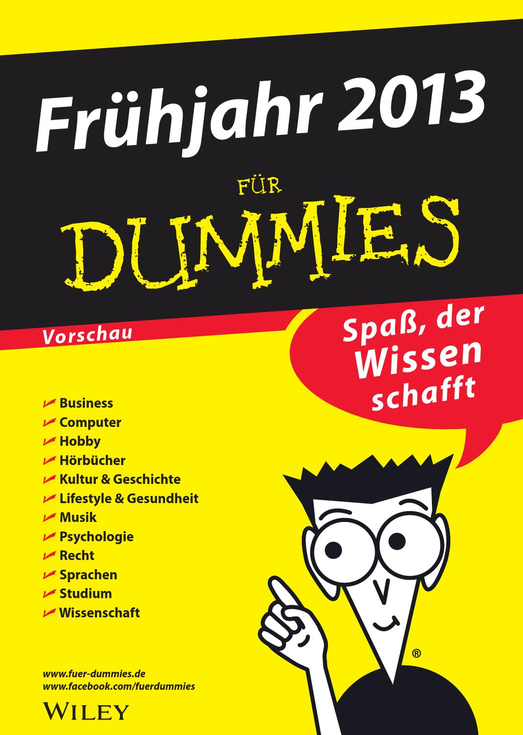 f r dummies fr hjahr 2013 by wiley vch verlag issuu. Black Bedroom Furniture Sets. Home Design Ideas