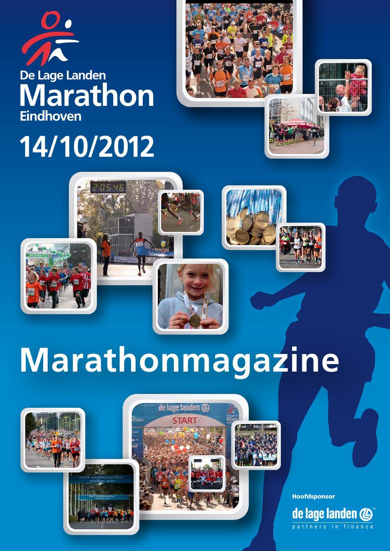 De Lage Landen Marathon Eindhoven by Herman-Pieter van