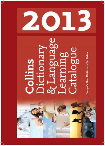 Collins languages catalogue 2013 by collins issuu page 1 fandeluxe Images