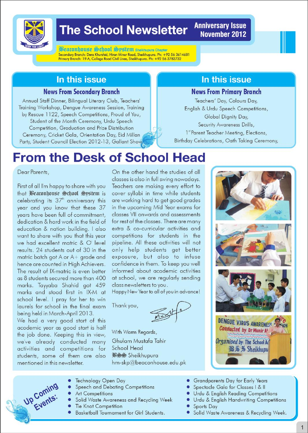 262 - Secondary Campus Sheikhupura,Nov 2012 by Beaconhouse - issuu