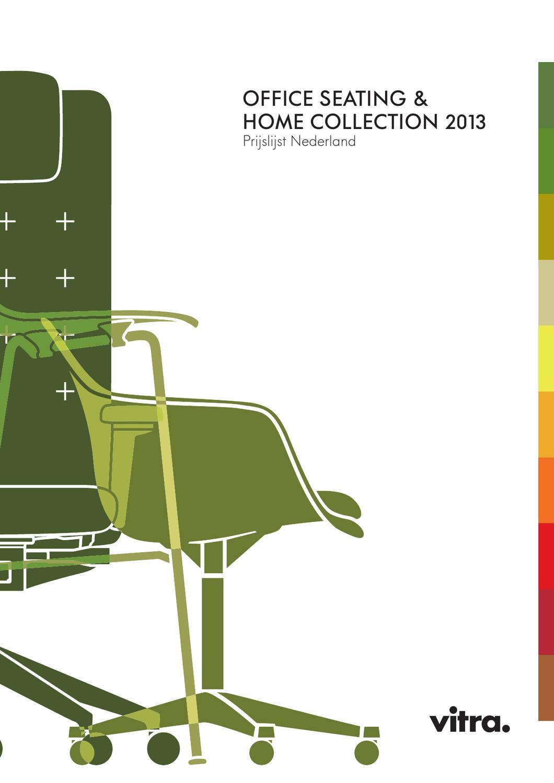 vitra pricelist 2013 nl by design013 issuu. Black Bedroom Furniture Sets. Home Design Ideas