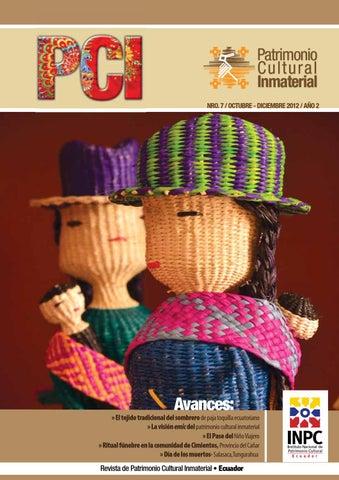 Revista PCI 7 by INPC Ecuador - issuu 85487360ce0