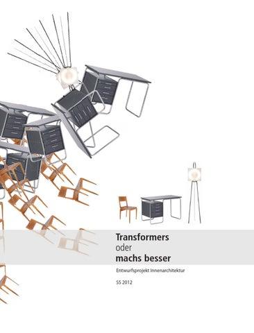 Transformers by burg halle issuu for Halle innenarchitektur