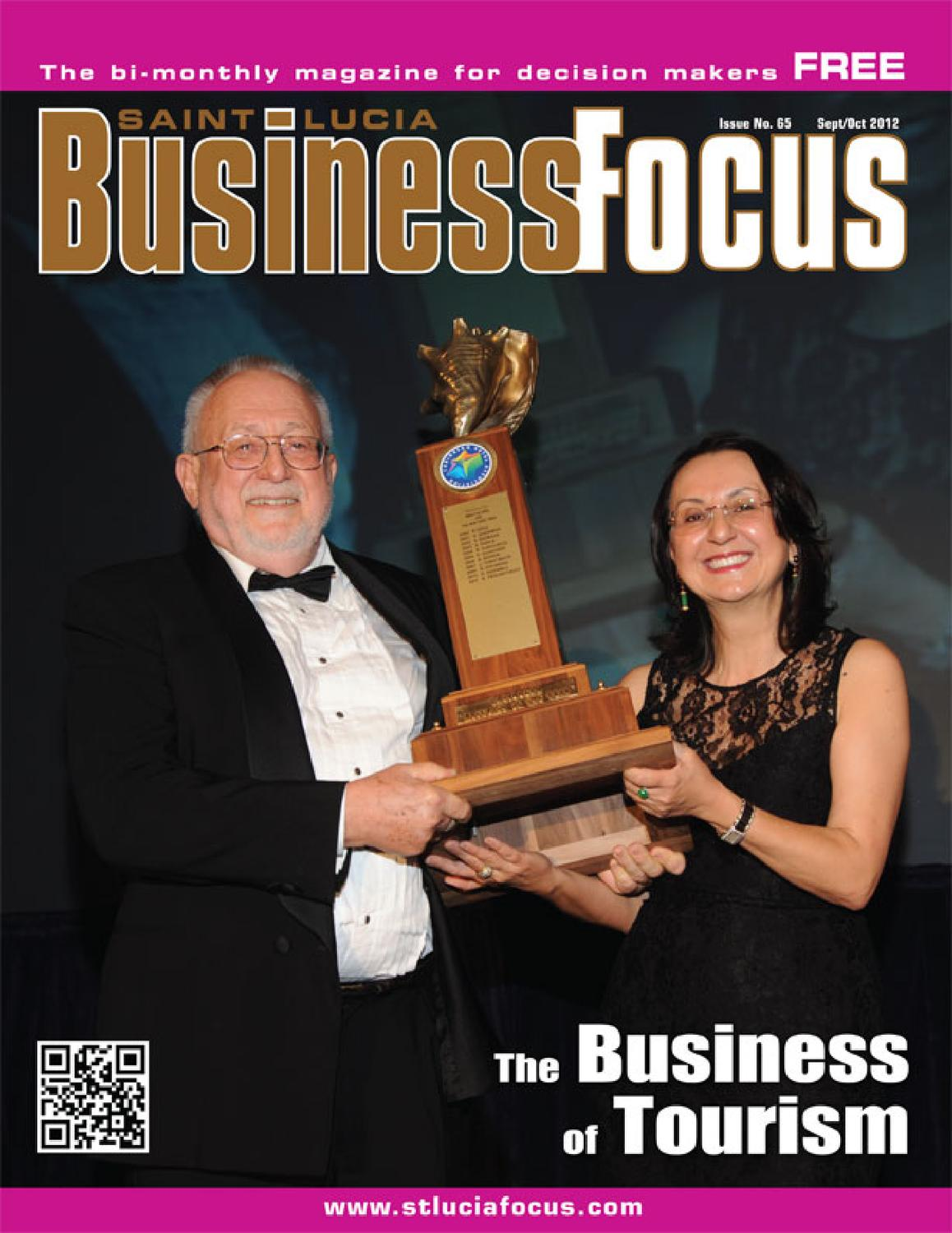 2a931b5de21c St. Lucia Business Focus 65 by AMS St. Lucia - issuu