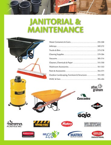 Janitorial Maintenance By Erwin Gerrits