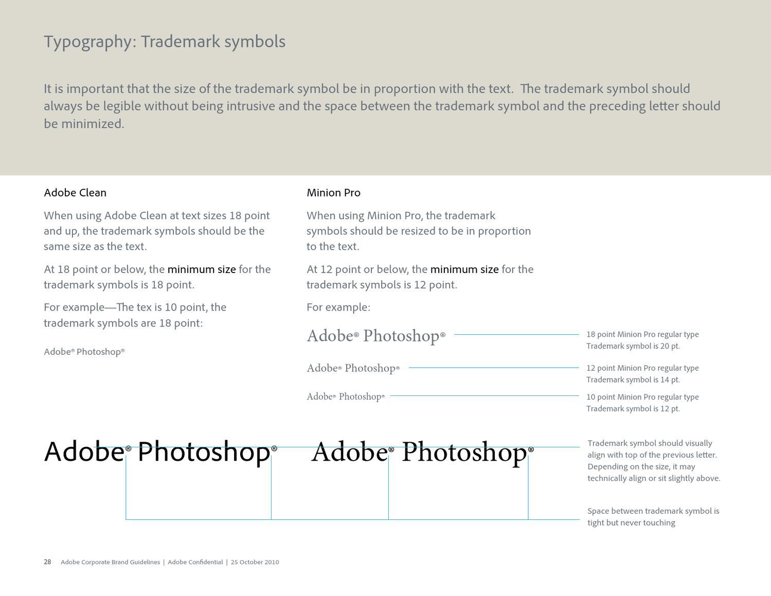 Adobe brand guidelines by logobr issuu buycottarizona Choice Image
