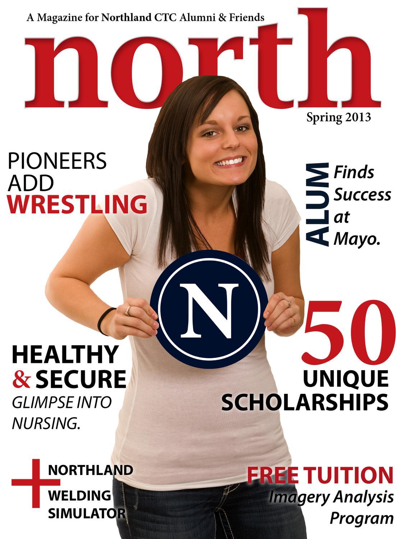 North Magazine - Spring 2013 by Northland Community