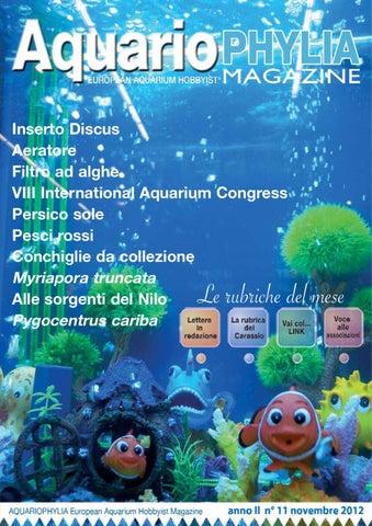Aquariophylia 2 2012 febbraio by valerio zupo issuu aquariophylia 11 novembre 2012 fandeluxe Gallery